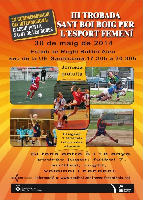 cartell esport femeni